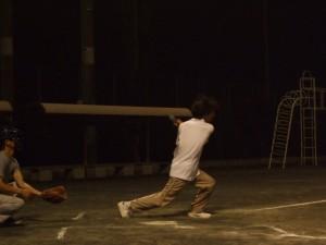 ソフトボール活動の様子3