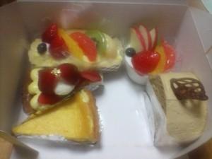 青年部員による美味しいケーキ店2