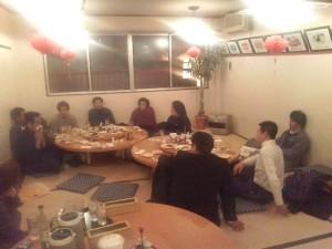 清洲城朝市の会議2