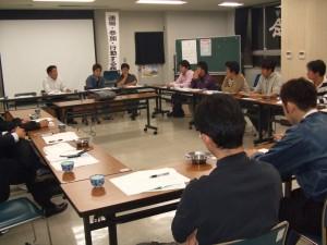 清洲青年部夏祭り(仮)の打ち合わせ会議1