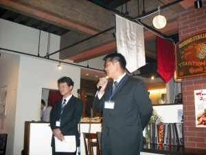清須市青年部懇親会090518
