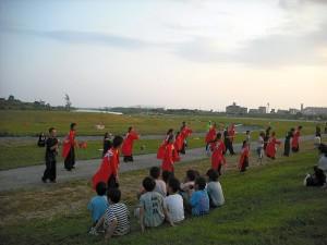 よさこいダンス@西枇杷島まつり2