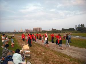 よさこいダンス@西枇杷島まつり3