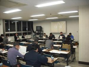 清須市商工会青年部全体会議100212
