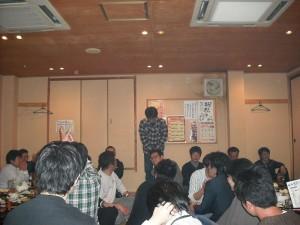 清須市及び春日町青年部合同懇親会1