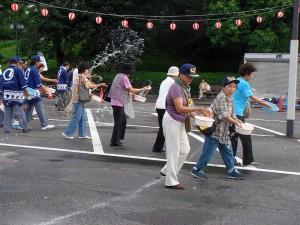 宵祭り打ち水大作戦201004