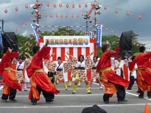第3回よさ魂~spirit東紀州踊走会
