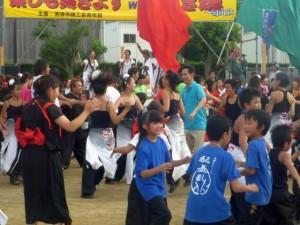 津々うらら総踊り01