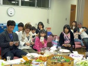 2011年青年部部員家族忘年会15