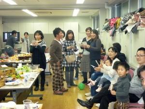 2011年青年部部員家族忘年会16