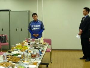 平成23年度総会後の懇親会06