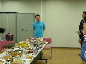 平成23年度総会後の懇親会08