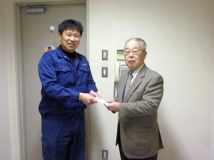 清須市社会福祉協議会への募金01